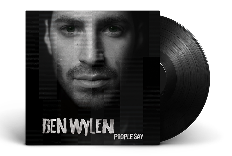 Ben Wylen - People Say Merch